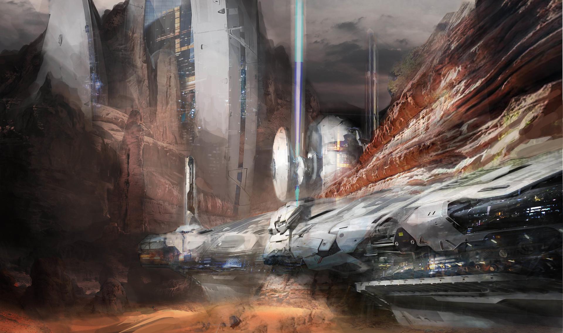 Pradal aurele ville futuriste 2