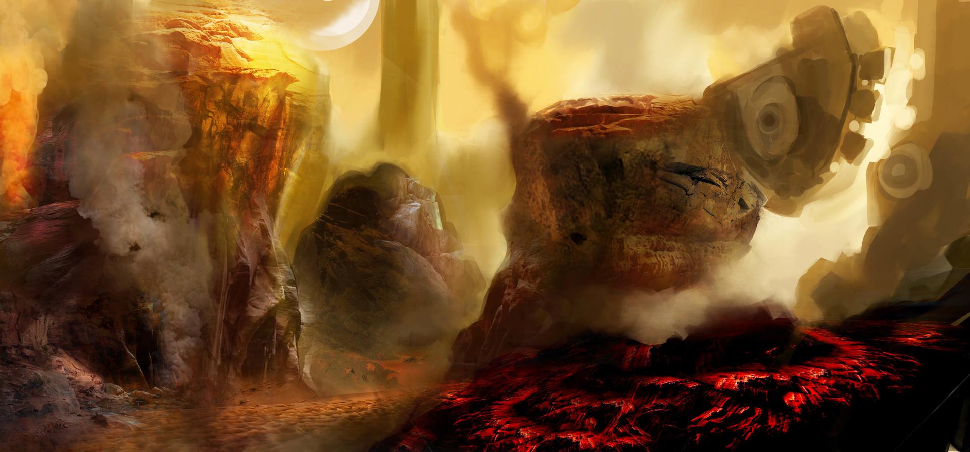 Pradal aurele croquis autre monde