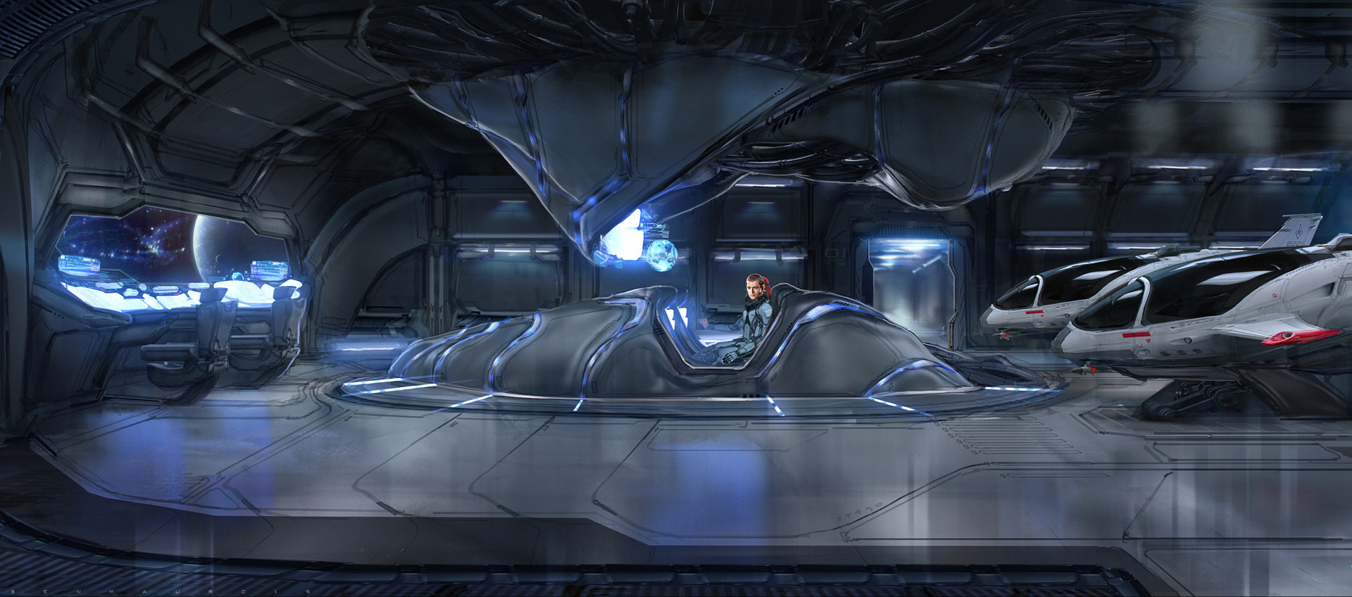 Ben mauro intruder interior 01 bm