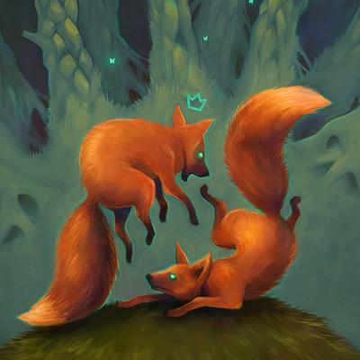 Boris rogozin foxes