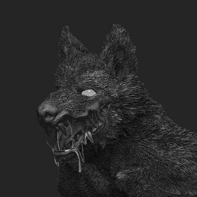 Daniel clasquin werewolfsculpt