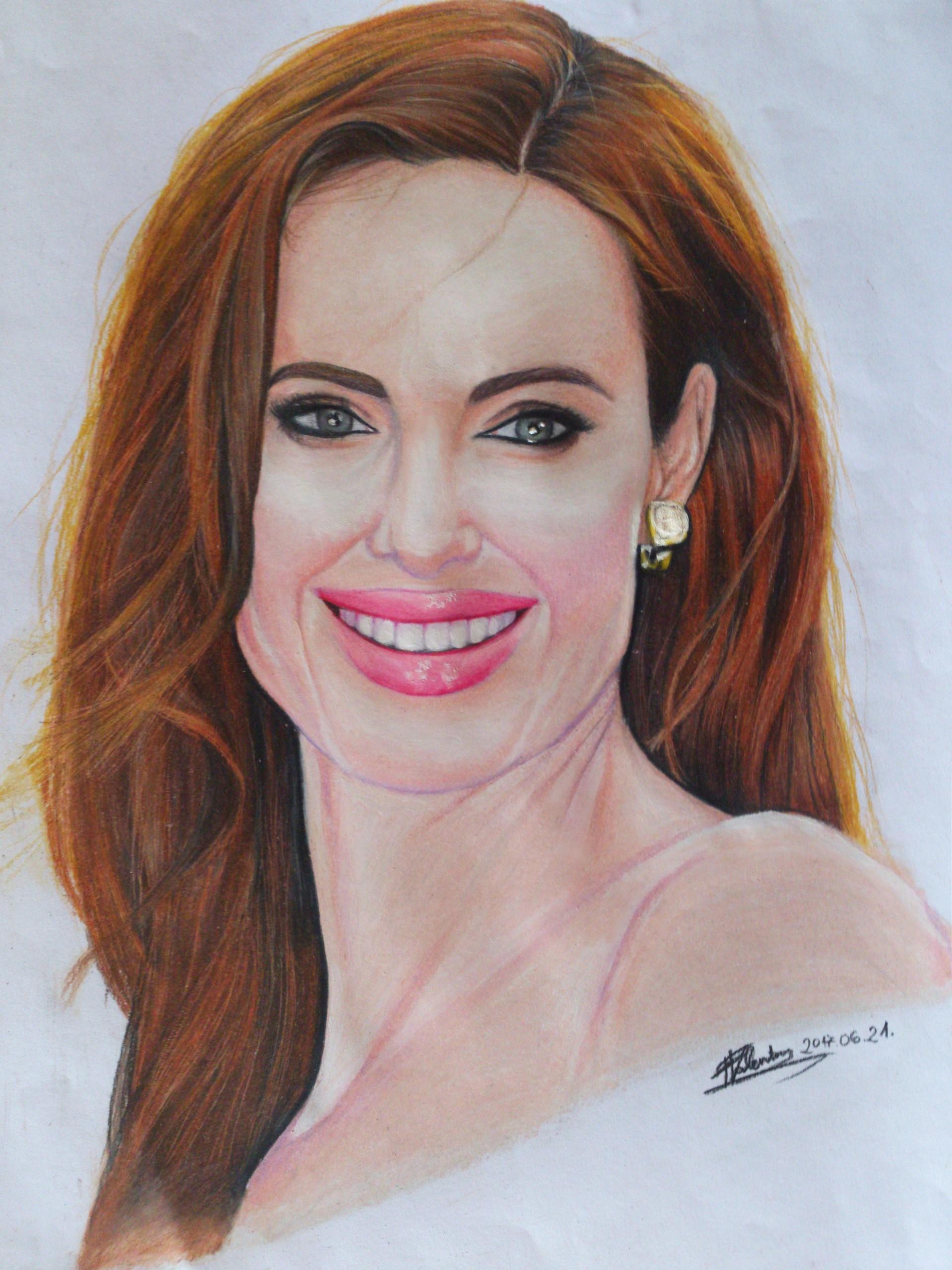 Angelina Valentina