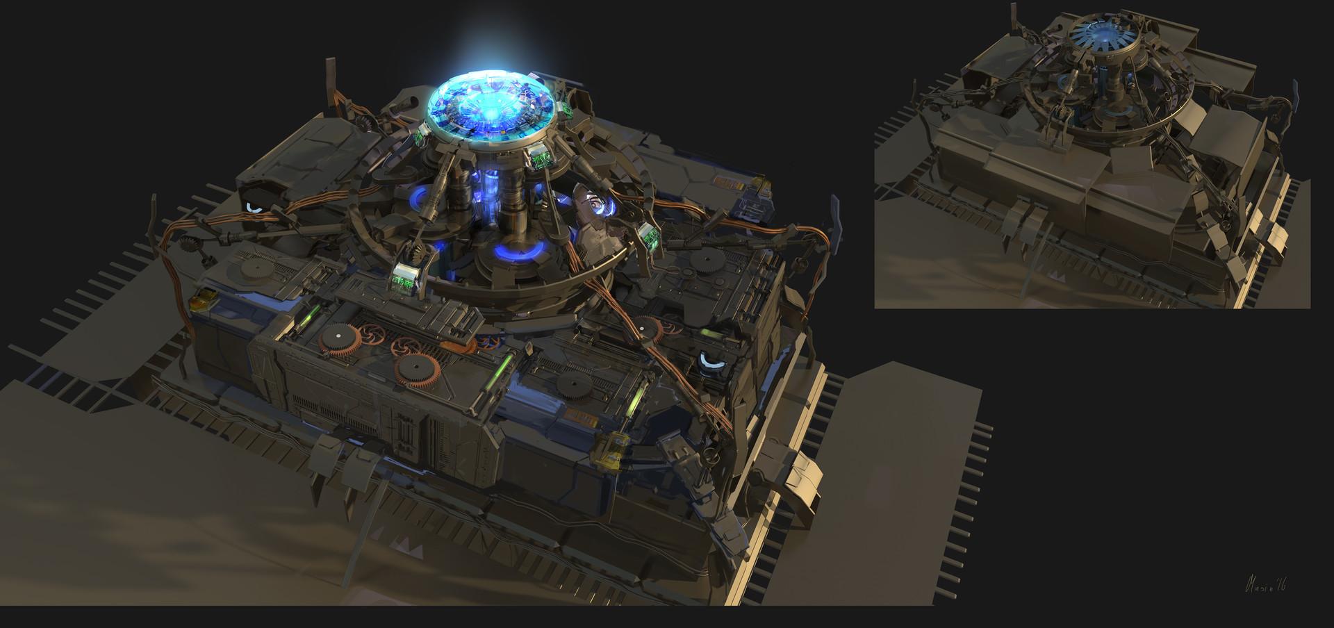 Sergey musin sergey musin t24 reactor conceptart 05