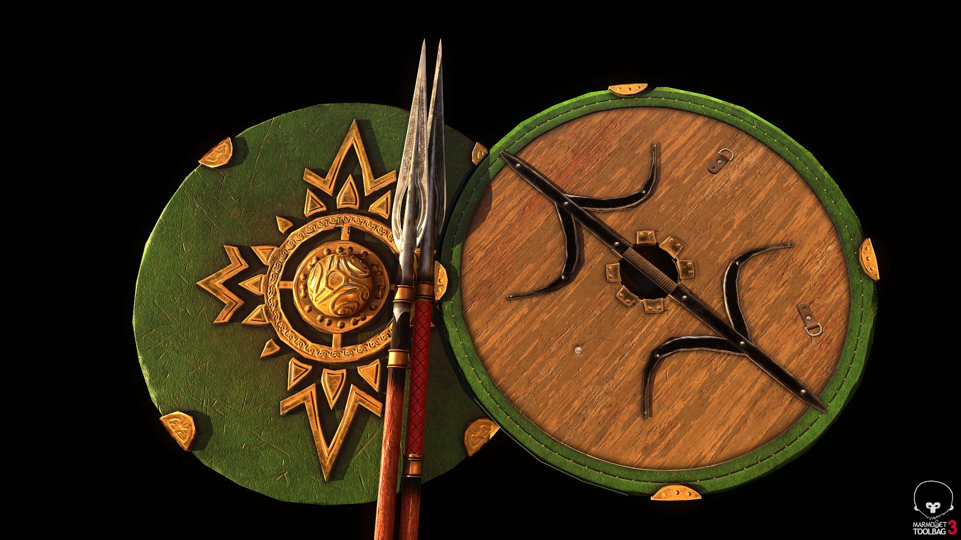 Bela csampai s4h rohan spear ornate 01 render mt 05