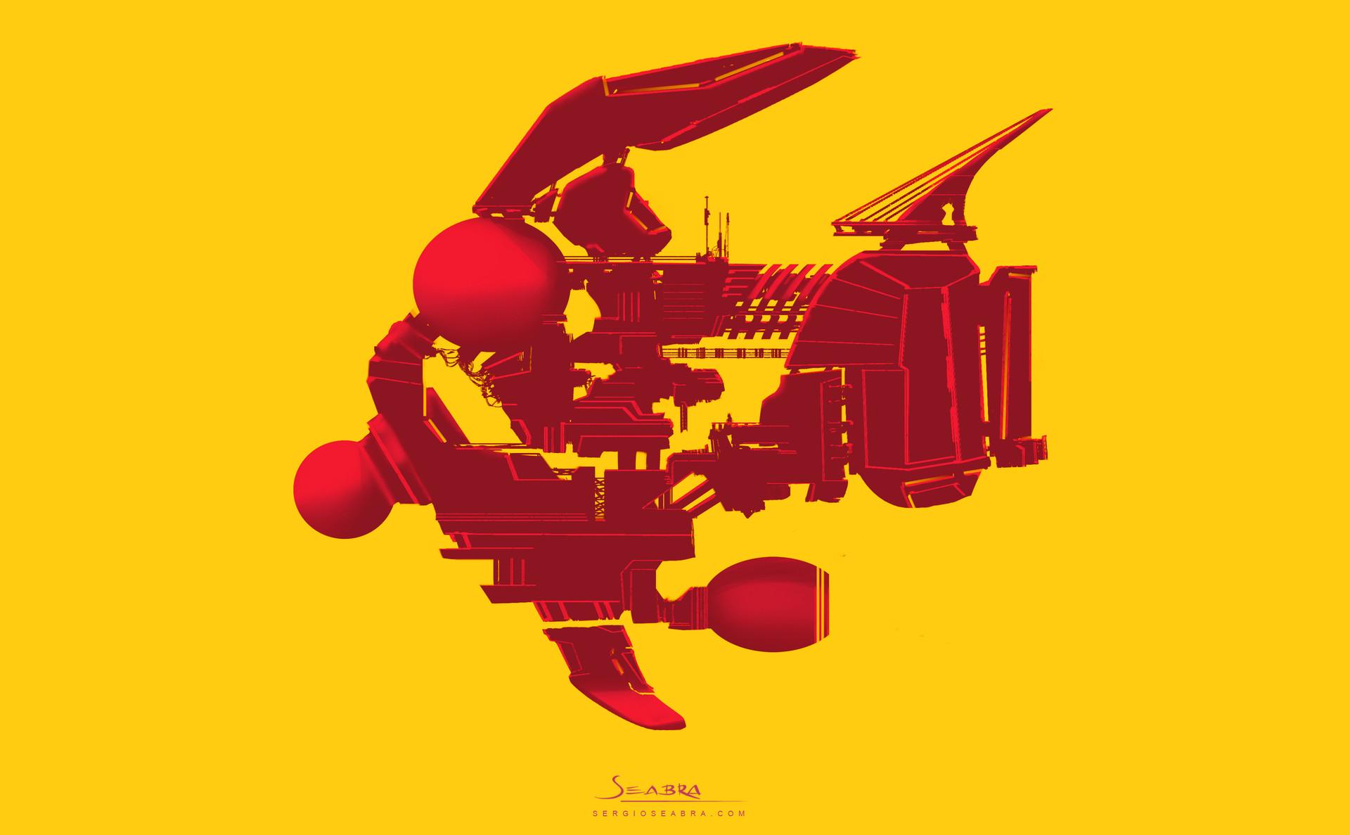 Sergio seabra 2016 spaceship expl ss3