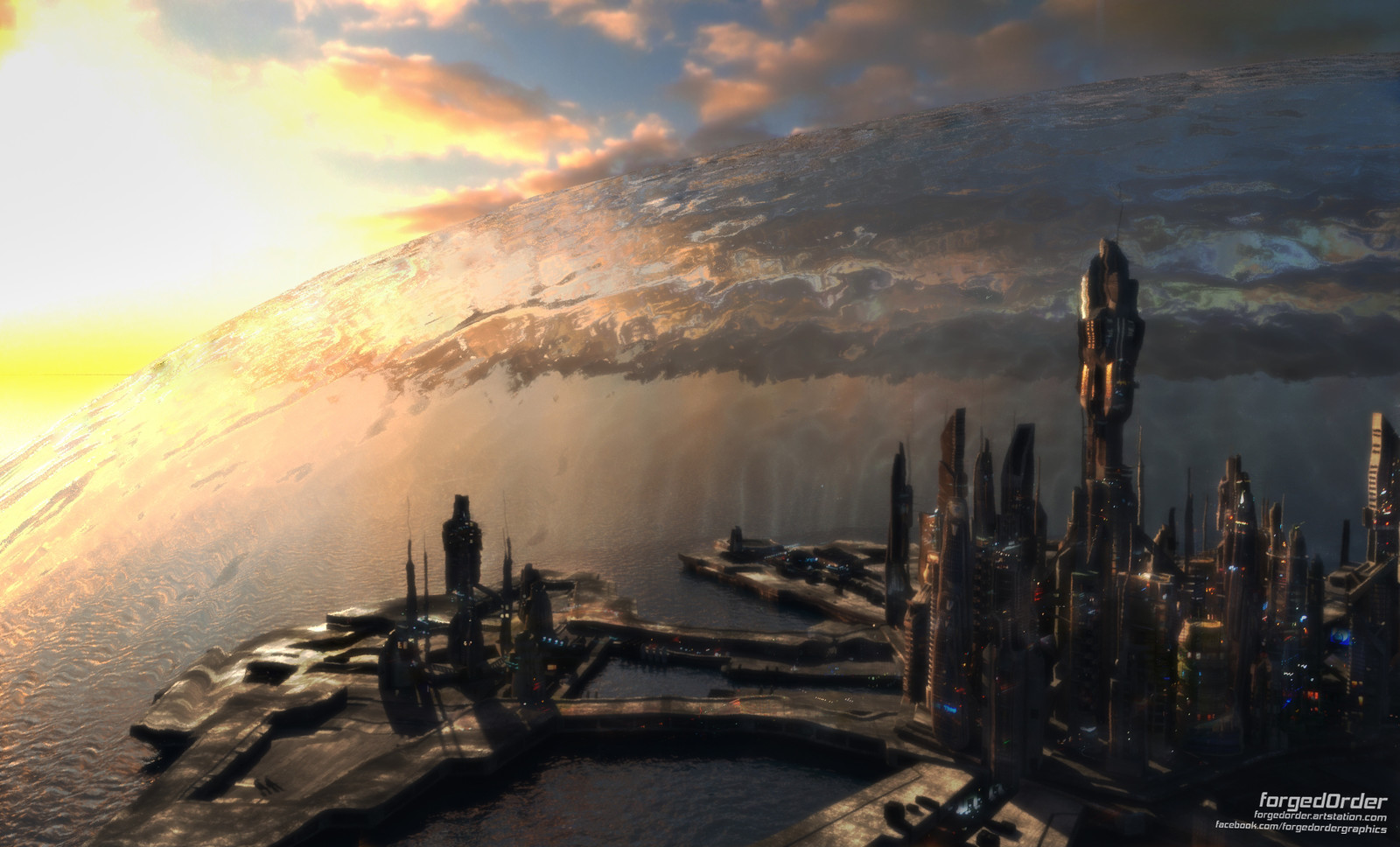 Stargate Atlantis WIP