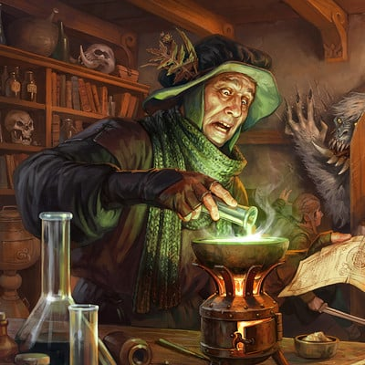 Ekaterina burmak folio alchemist