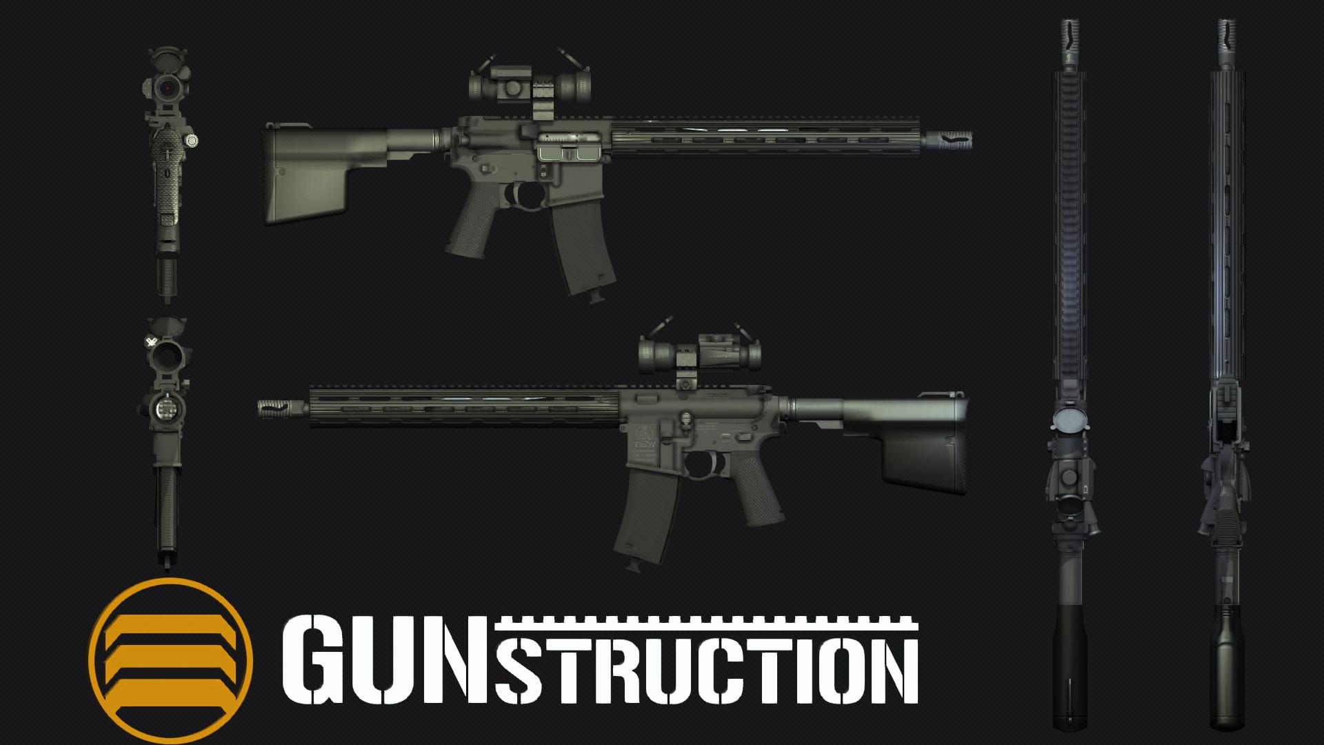 Jose dieck exp gunstruction
