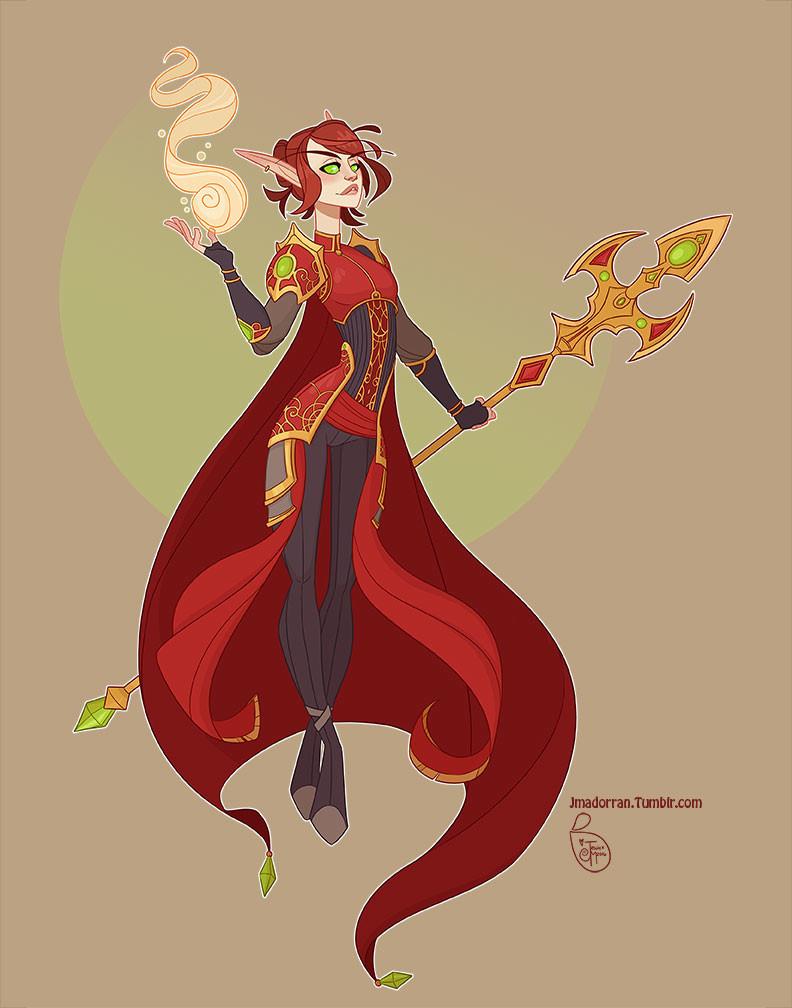 Jessica madorran character design nemy 2016 02 artstation