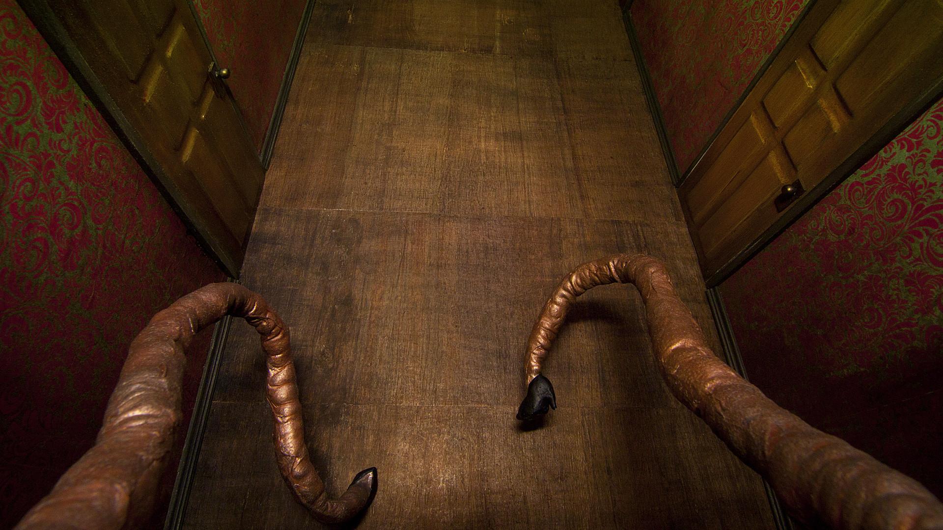 Lauren morrison tentacle legs