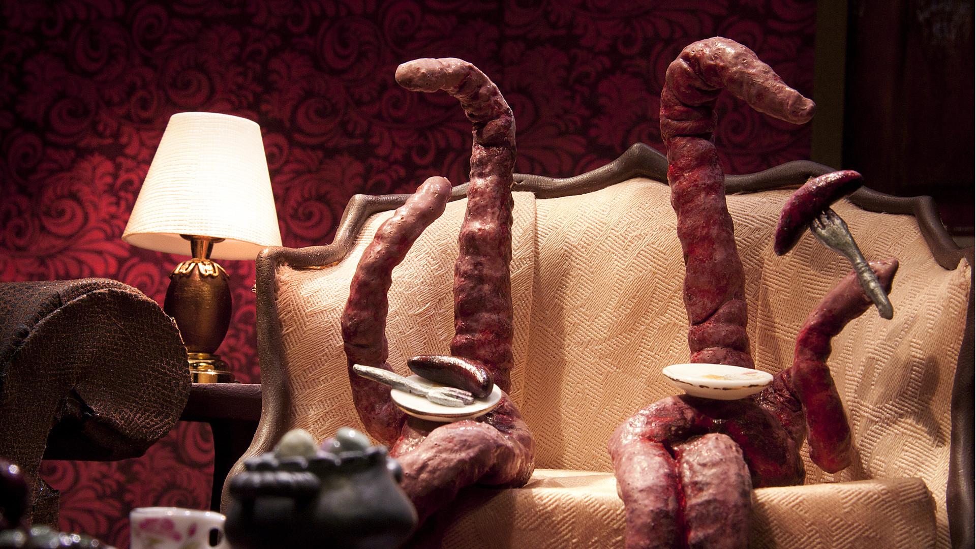 Lauren morrison tentacles close