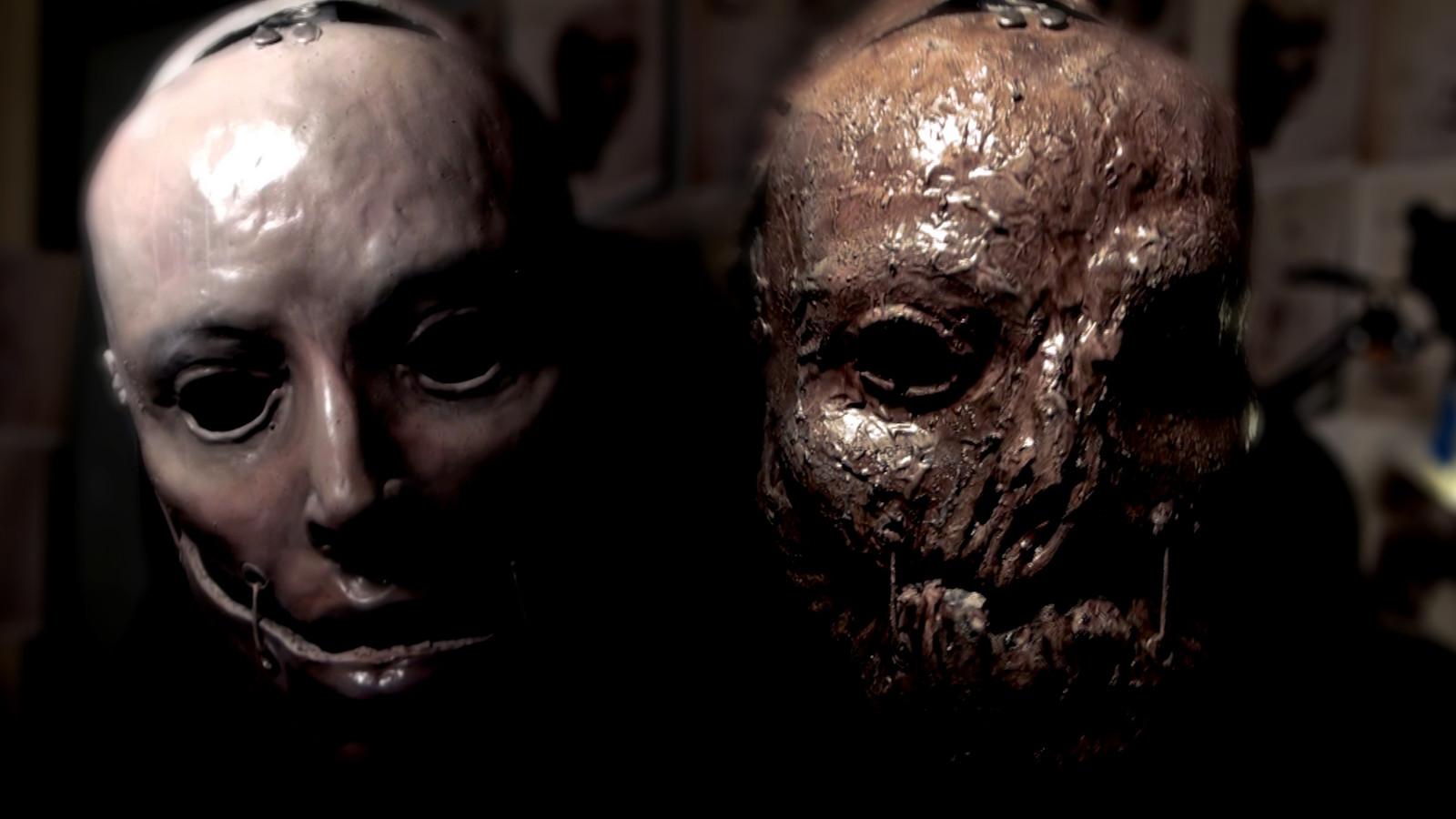 Paradox (2013) - Alternate of the original Stigmata mask