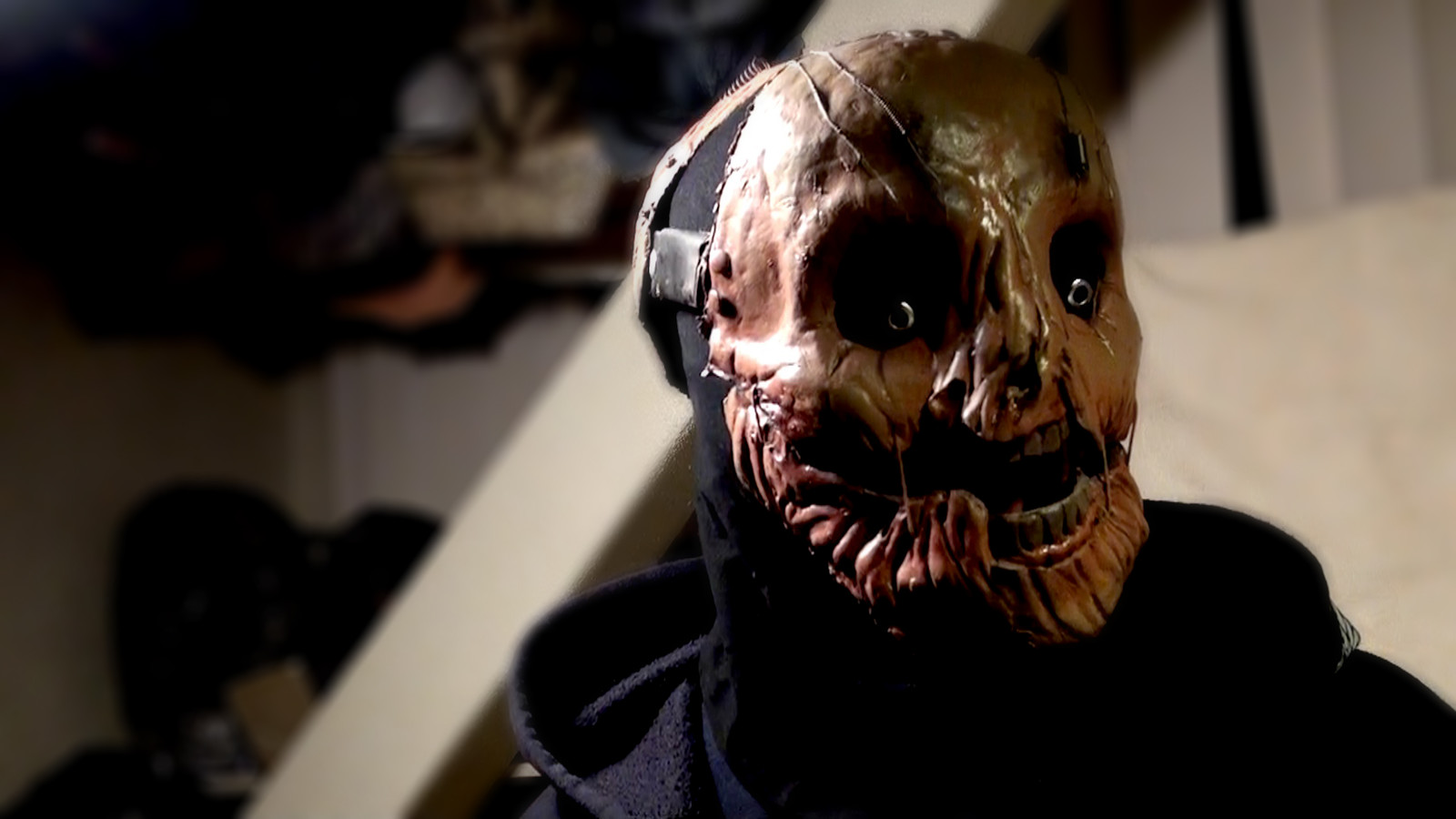 Sentinel (2013) - Alternate of the original Stigmata mask