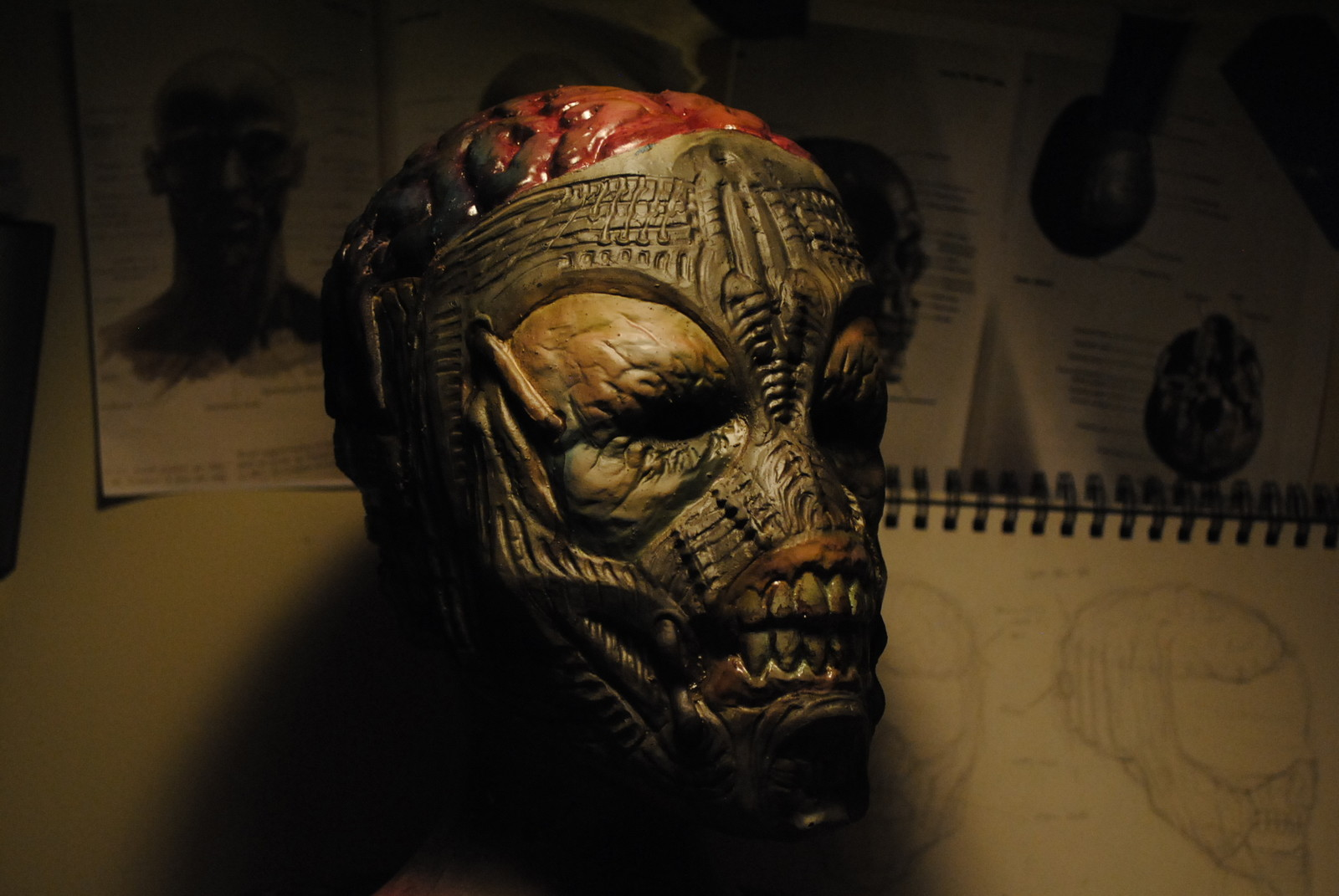 Defile (2015 Latex Mask)