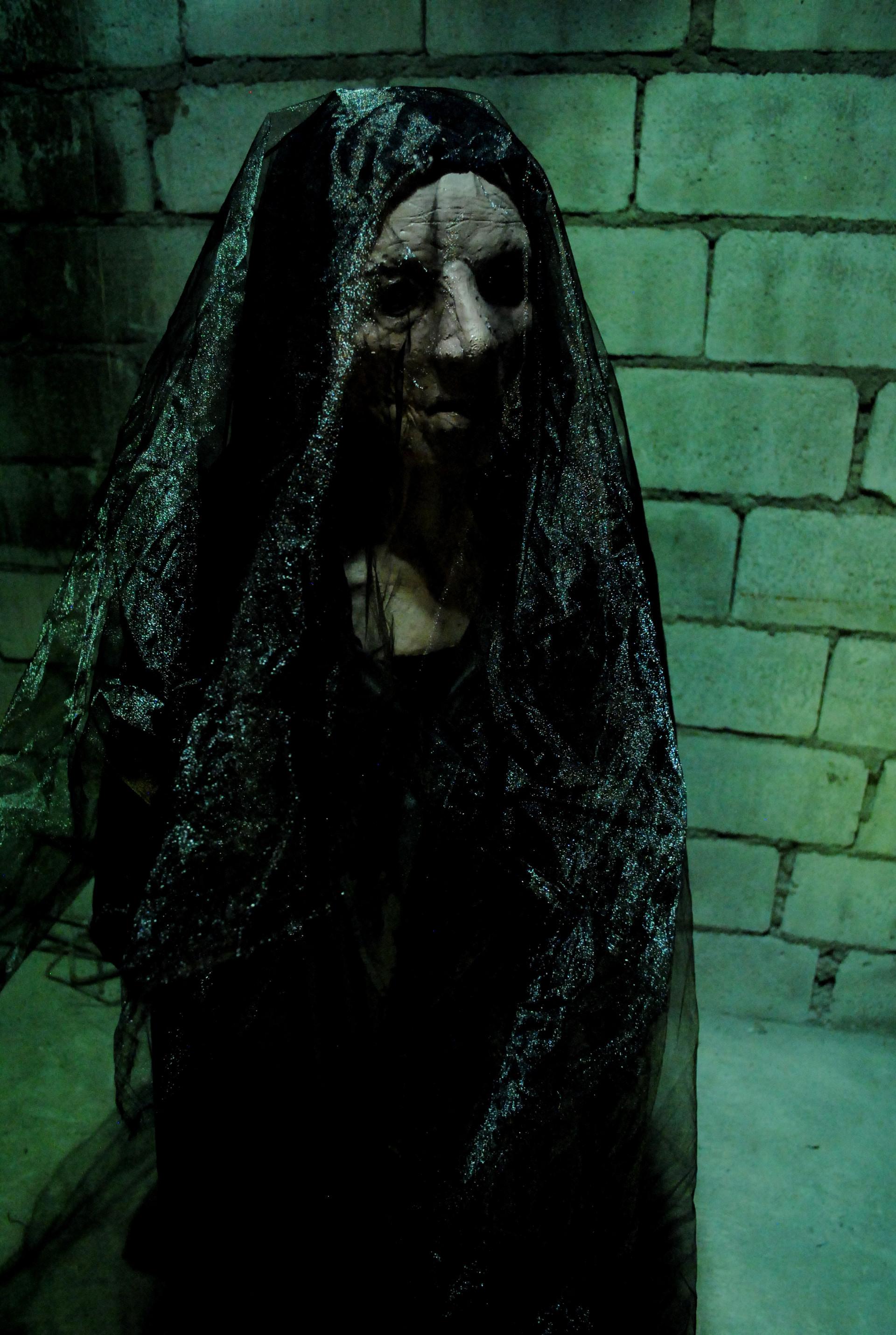 Freakshow VII (2013 Silicone Mask)