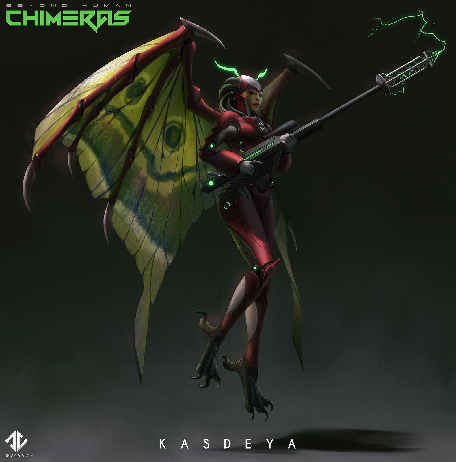 Kasdeya - Beyond Human