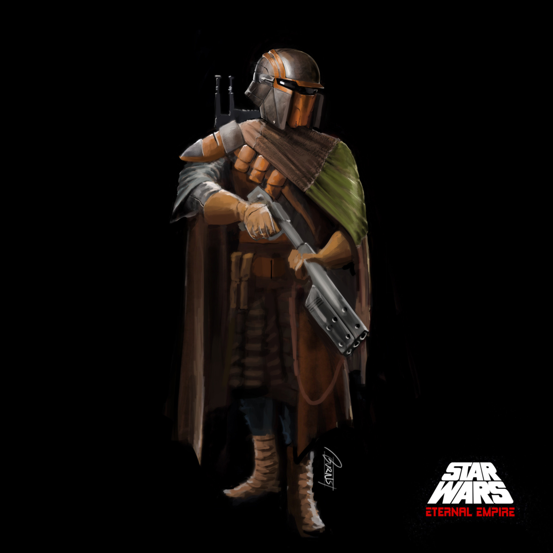 Star Wars: Eternal Empire - Captain Marlo