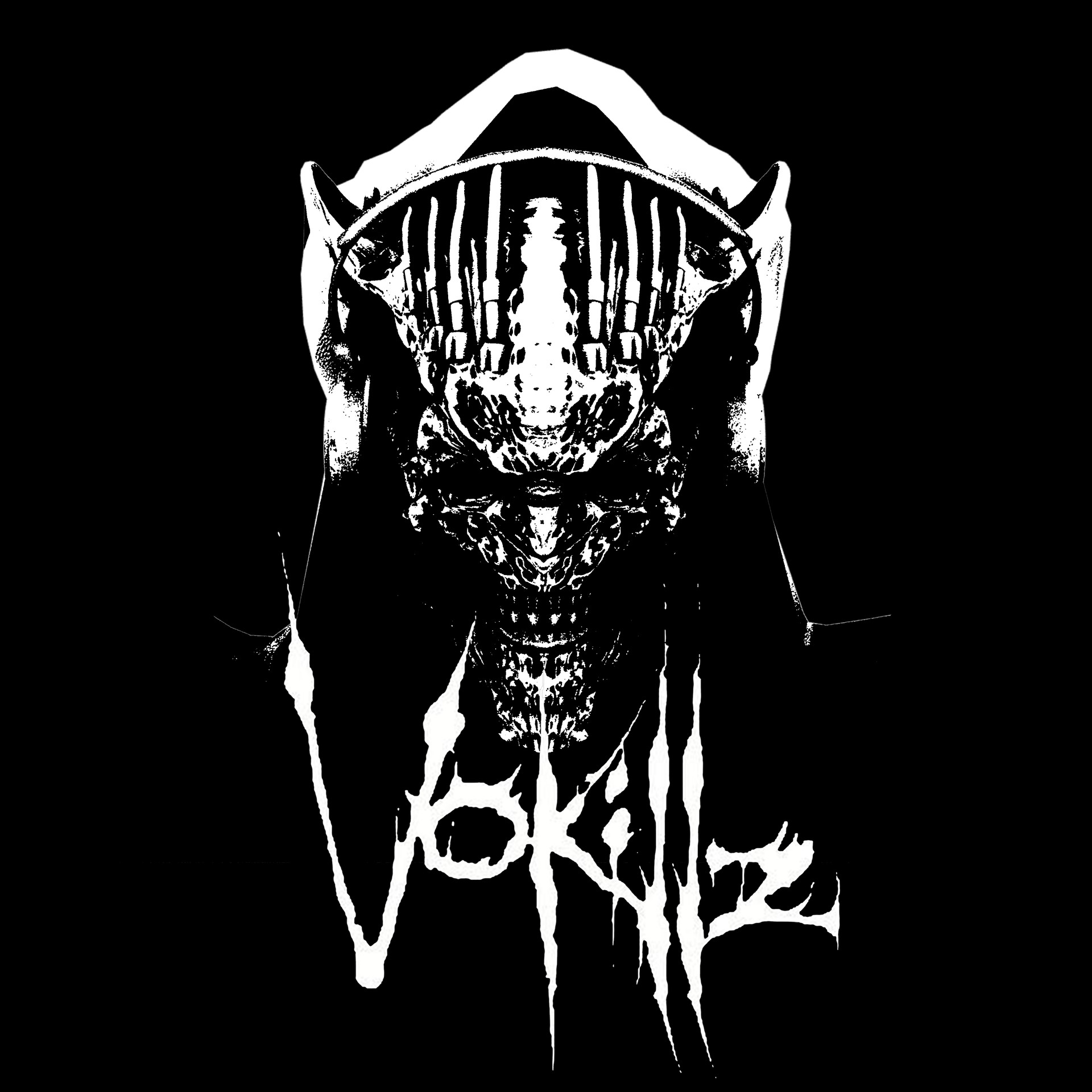 Logo & Merch Designs   Vokillz (Musician)