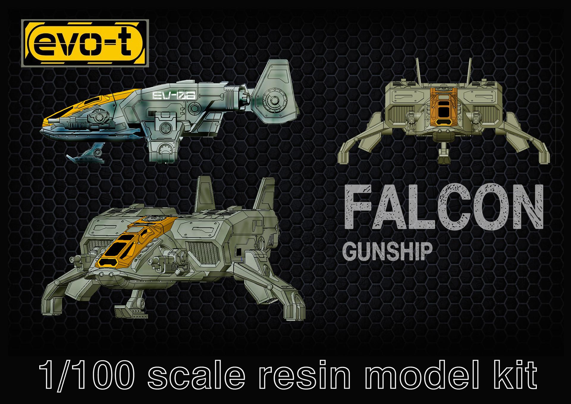 German impache cannoniera falcone1