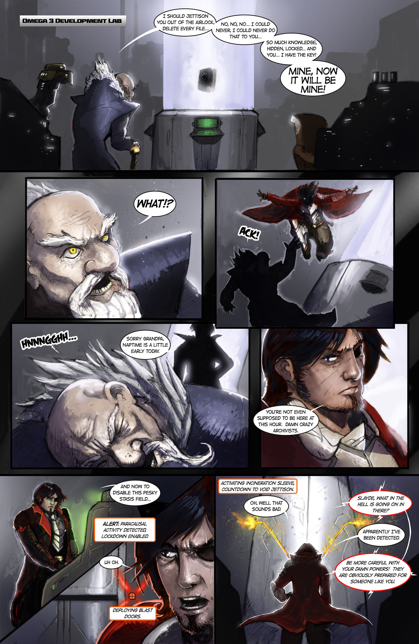 Michael rookard chapter1 page2