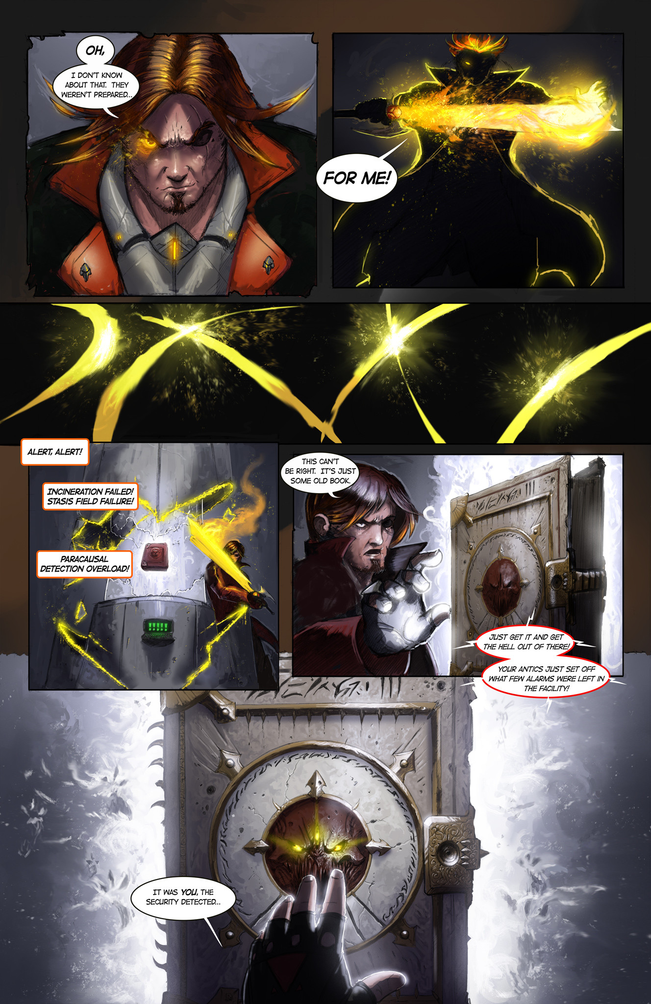 Michael rookard chapter1 page3