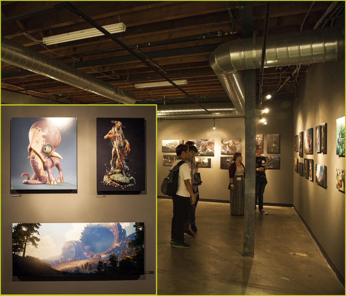 Gnomon Gallery!