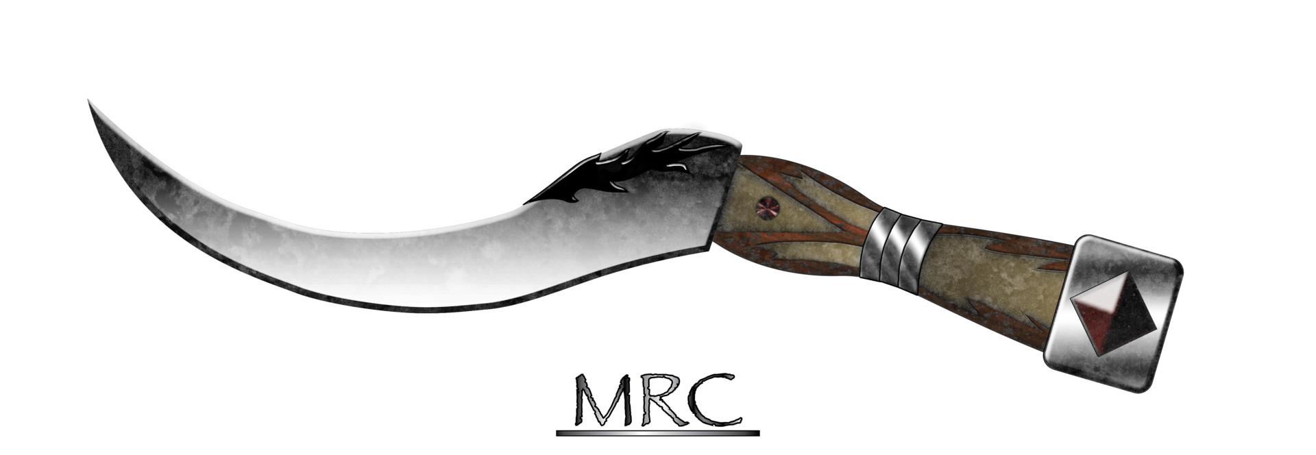 Mckenna crozier dagger4artstation