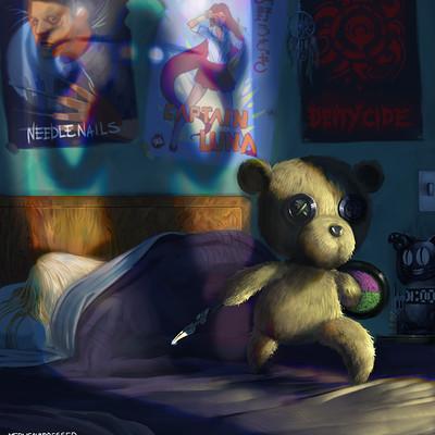 Gareth keenan teddy