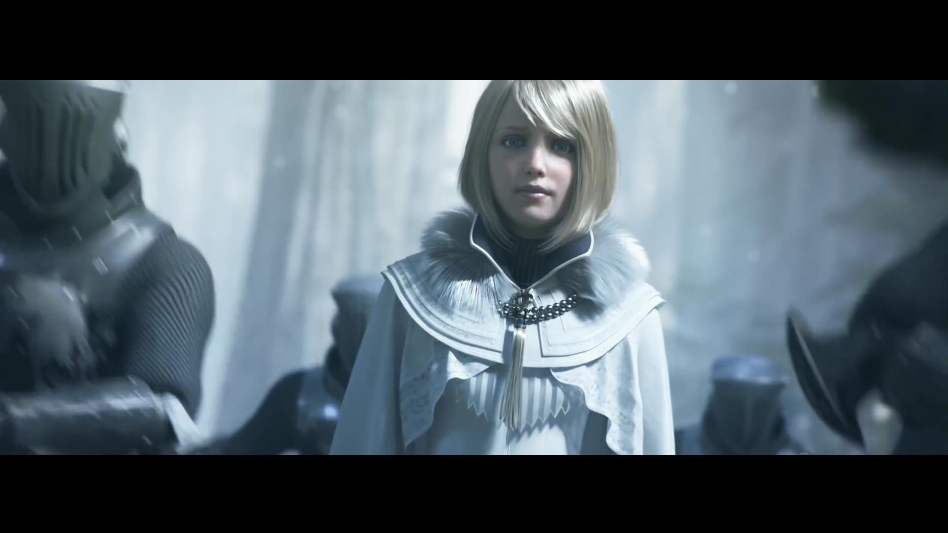 Artstation Final Fantasy Xv Kingsglaive Ribeyrolles Leo