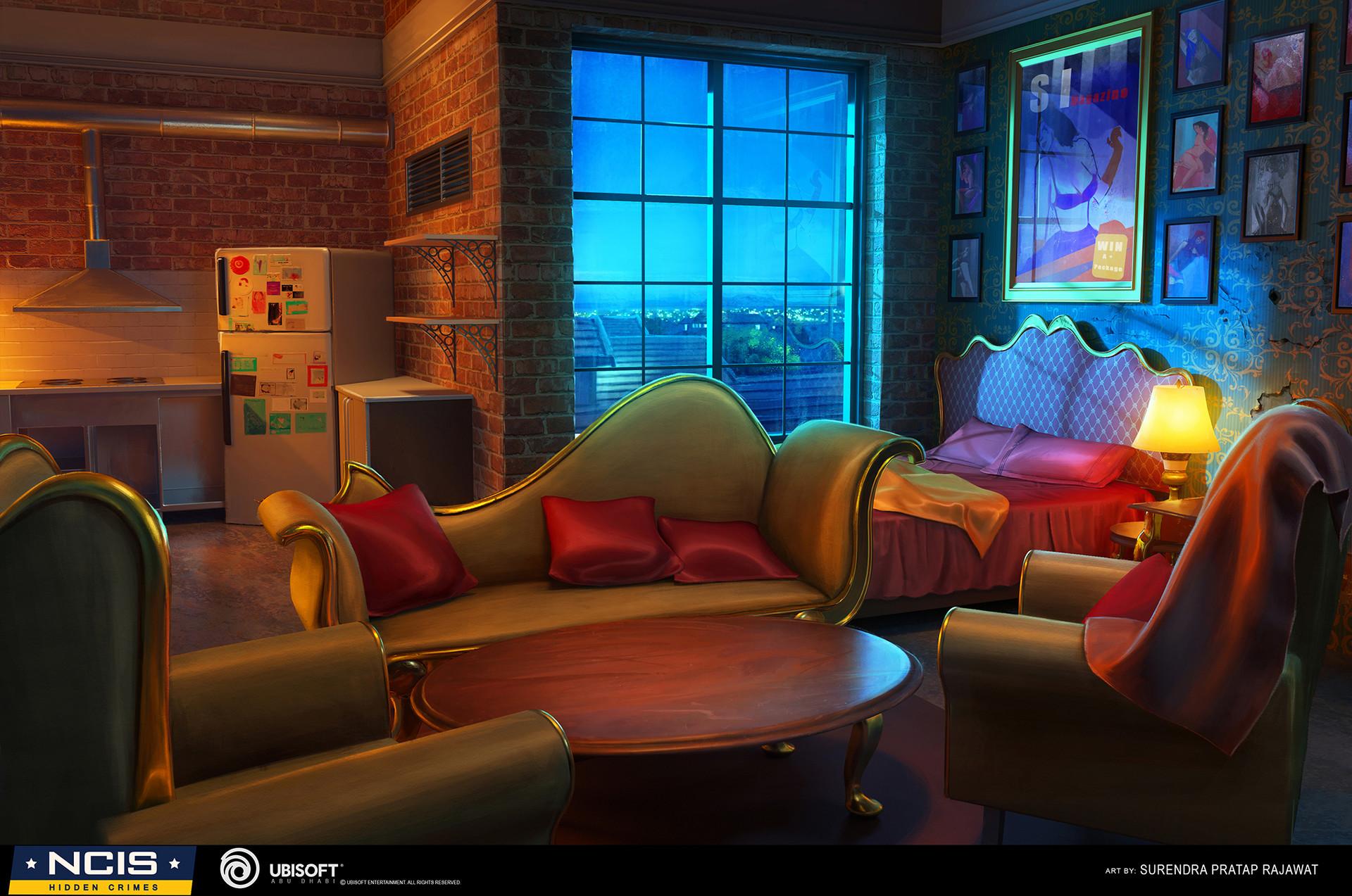 Surendra rajawat loft concept web