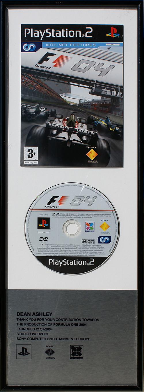 Sony F1 '05 - Team