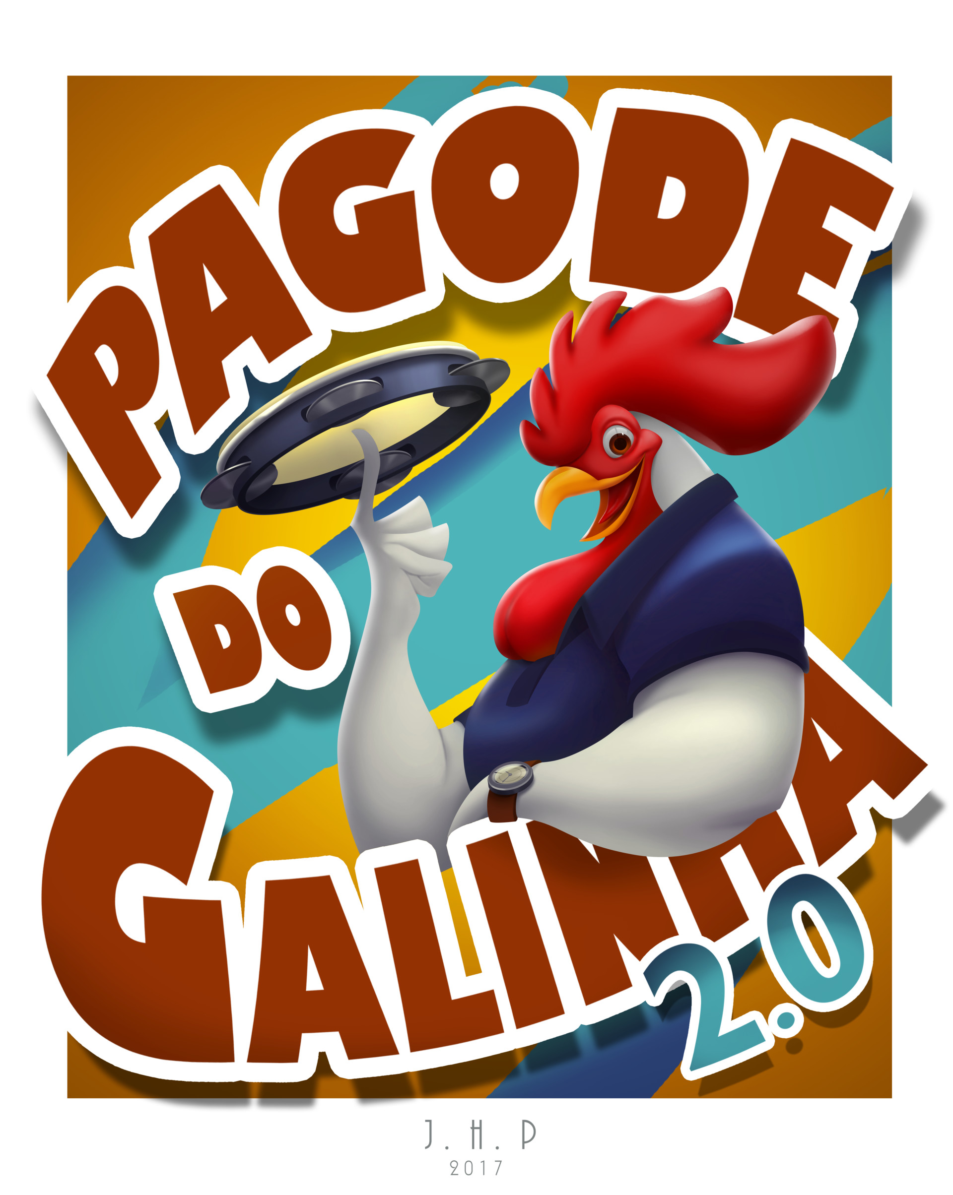 Joao henrique pacheco pagode chicken postar