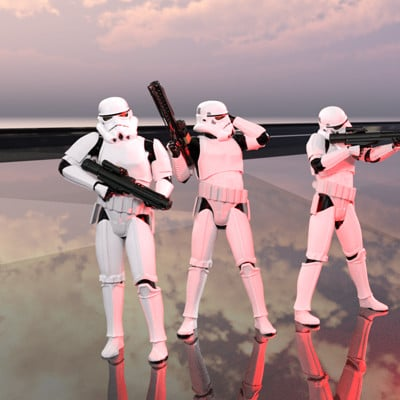 David roberson stormtroopers test 02