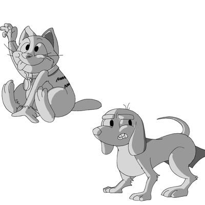 Desha stewart kittyandpuppy