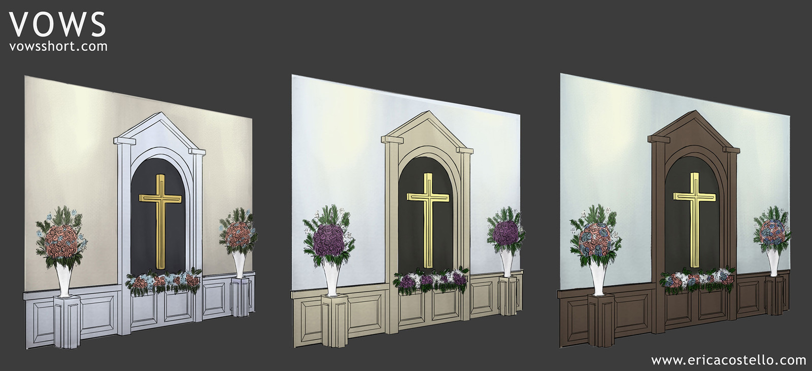 Vows - Church Altar Concepts
