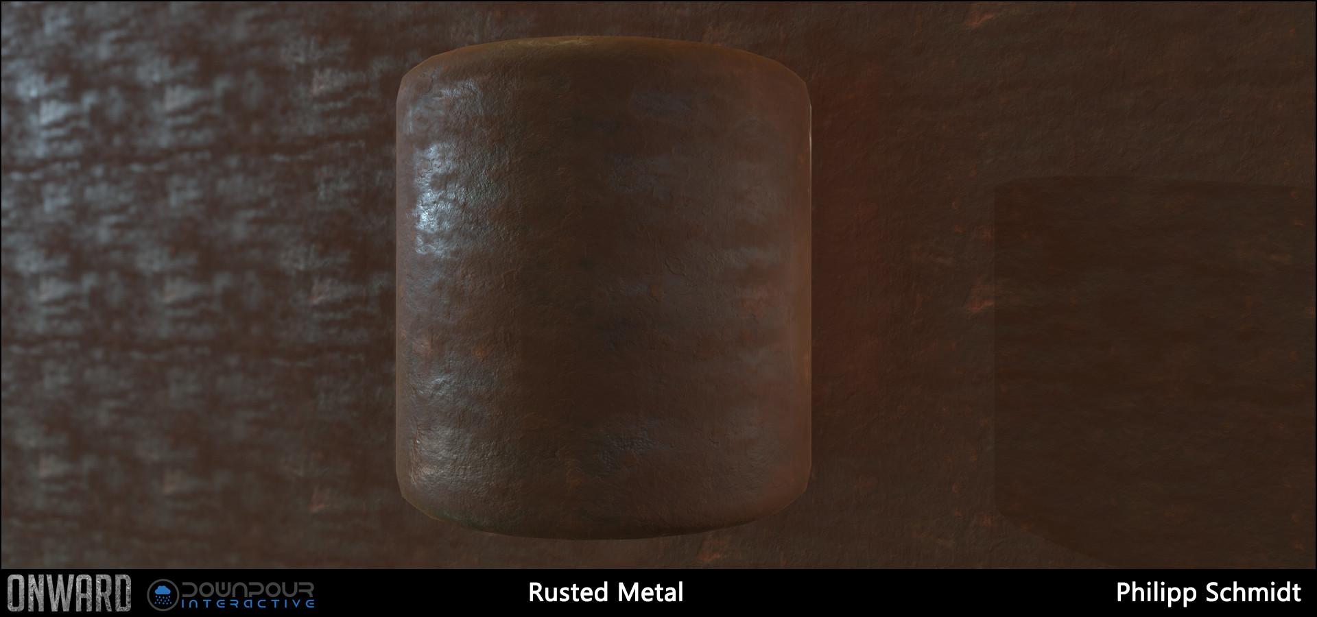 Philipp schmidt rustedmetalwithname