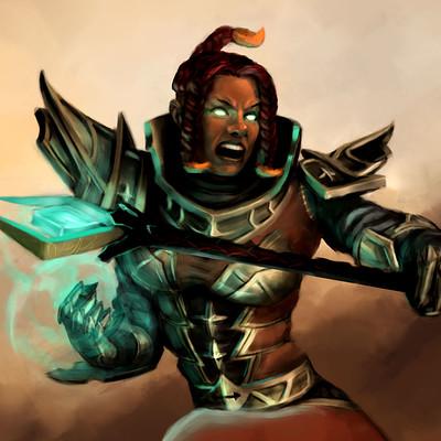 Maris andrade warlock v2