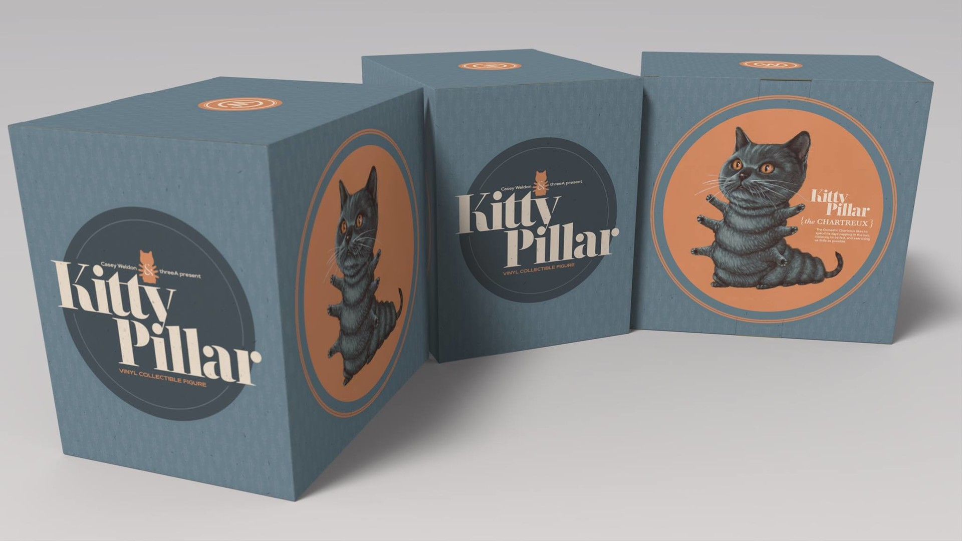 Killer Box design by Brent Ashe