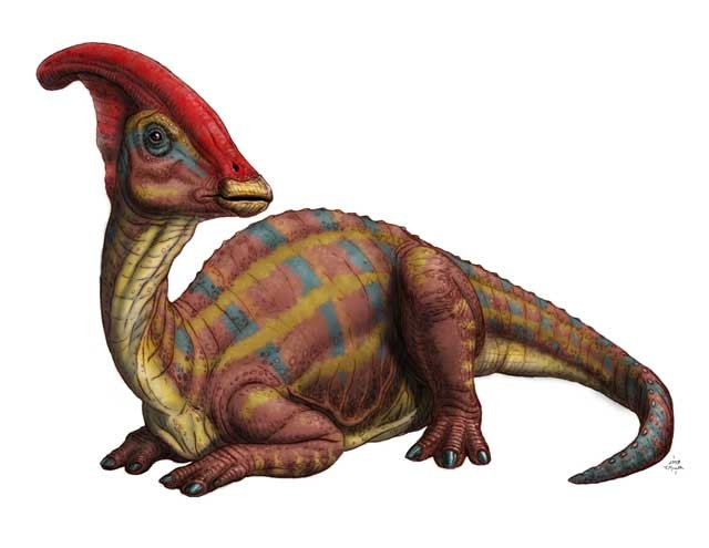 Dino art for marketing, signage, and model color guide