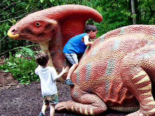 Tom miller fullsize parasaur