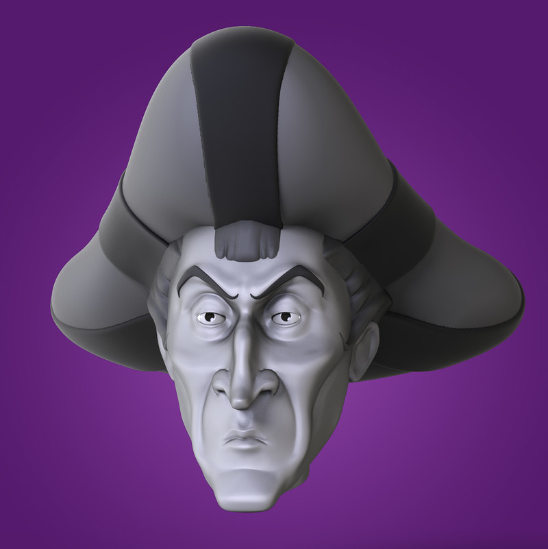 "Frollo (Disneys ""The Hunchback of Notre Dame"")"