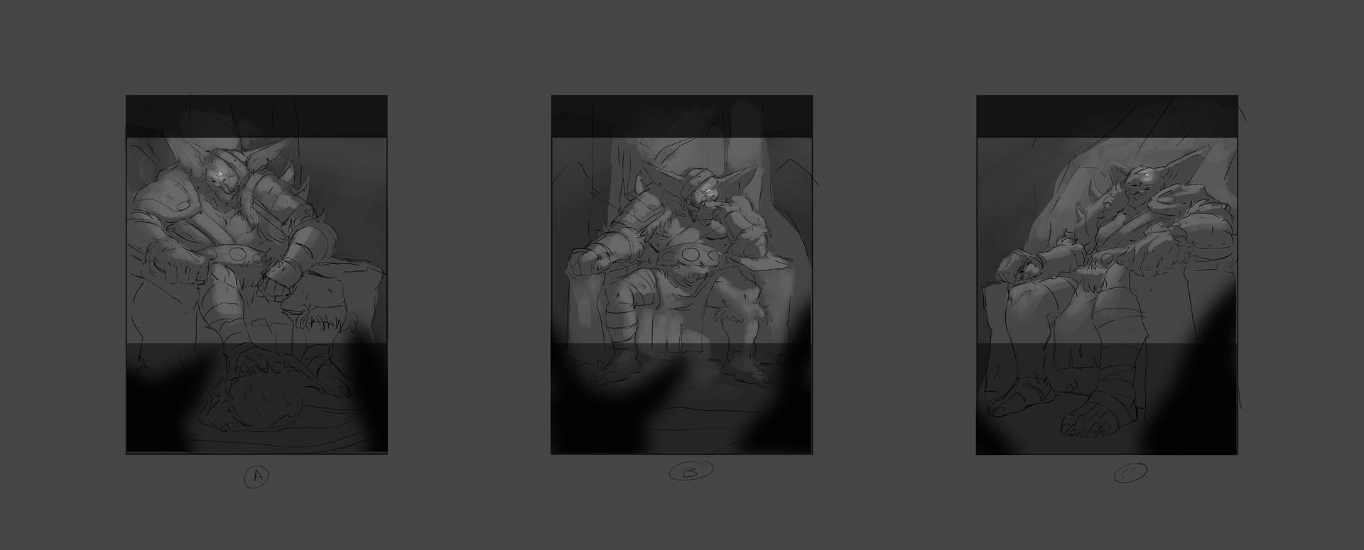 Ricardo coelho goblin king thumbnails 01