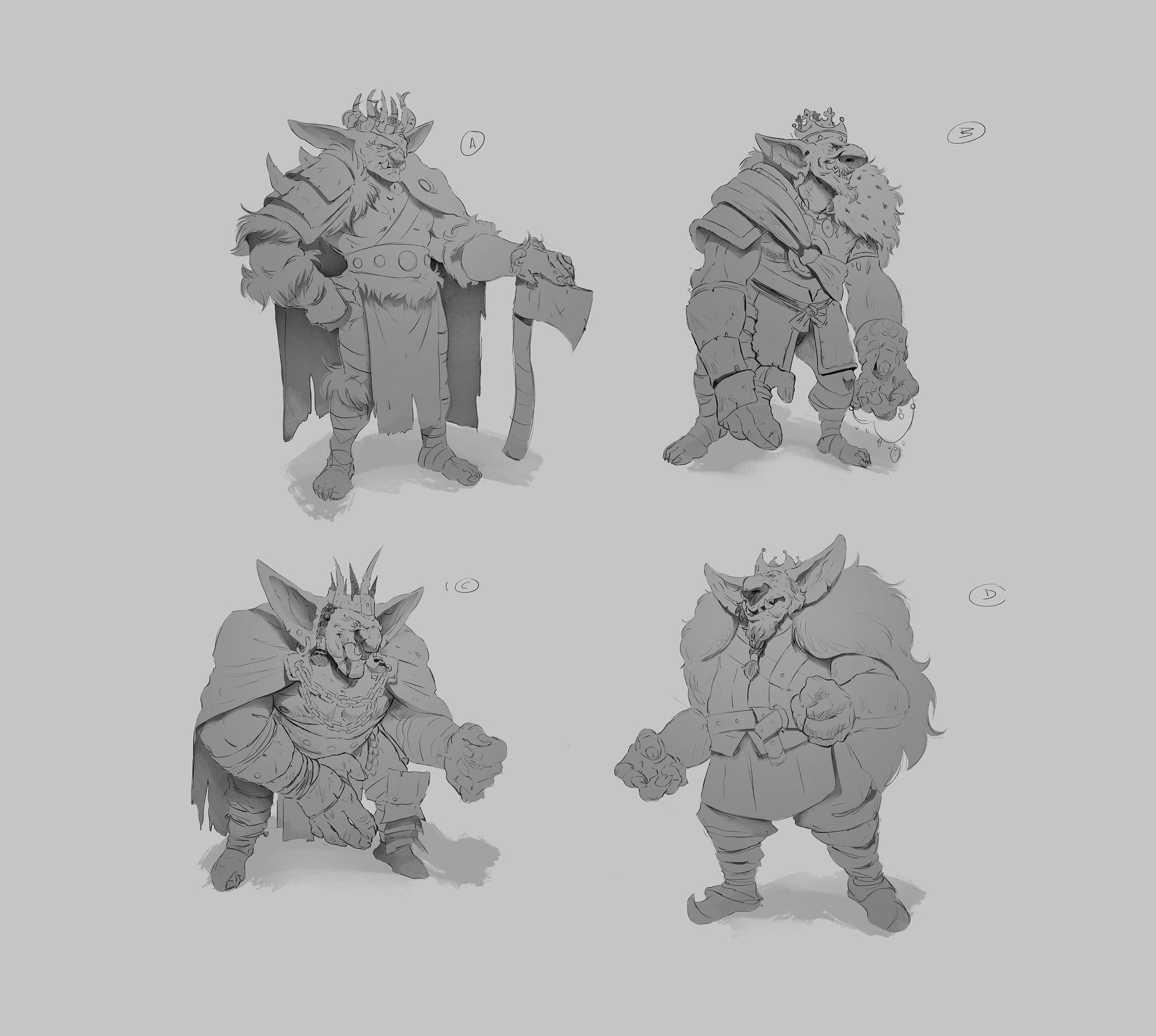 Ricardo coelho concepts goblin king 02