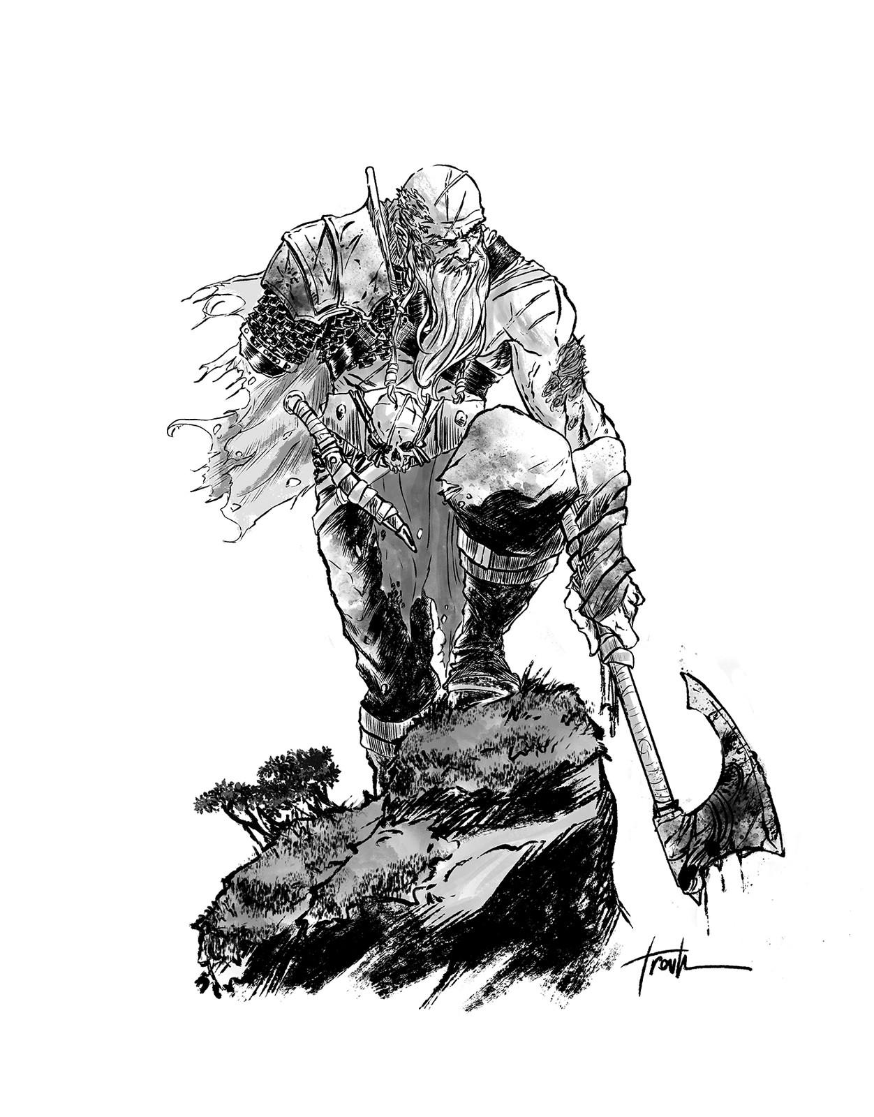 DotD Old Warrior