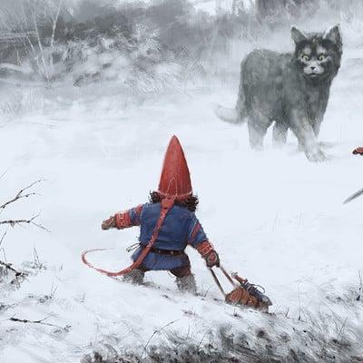 furry demon