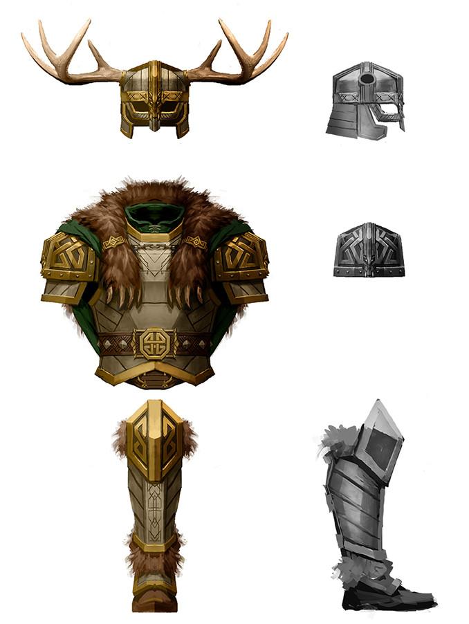 Oathbound Armor