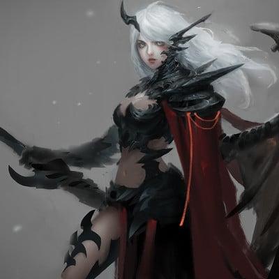 Lee kent vamp queen