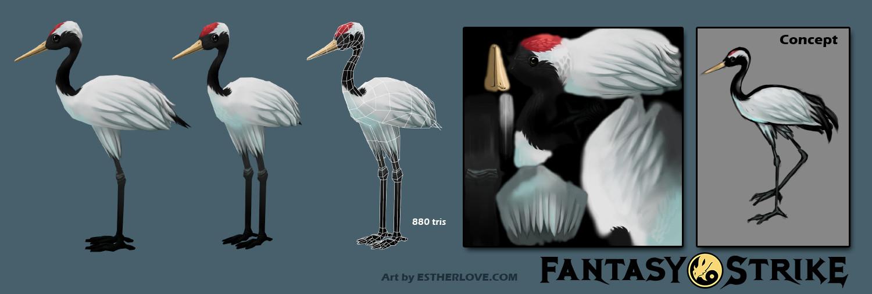 Esther love fs bird estherlove