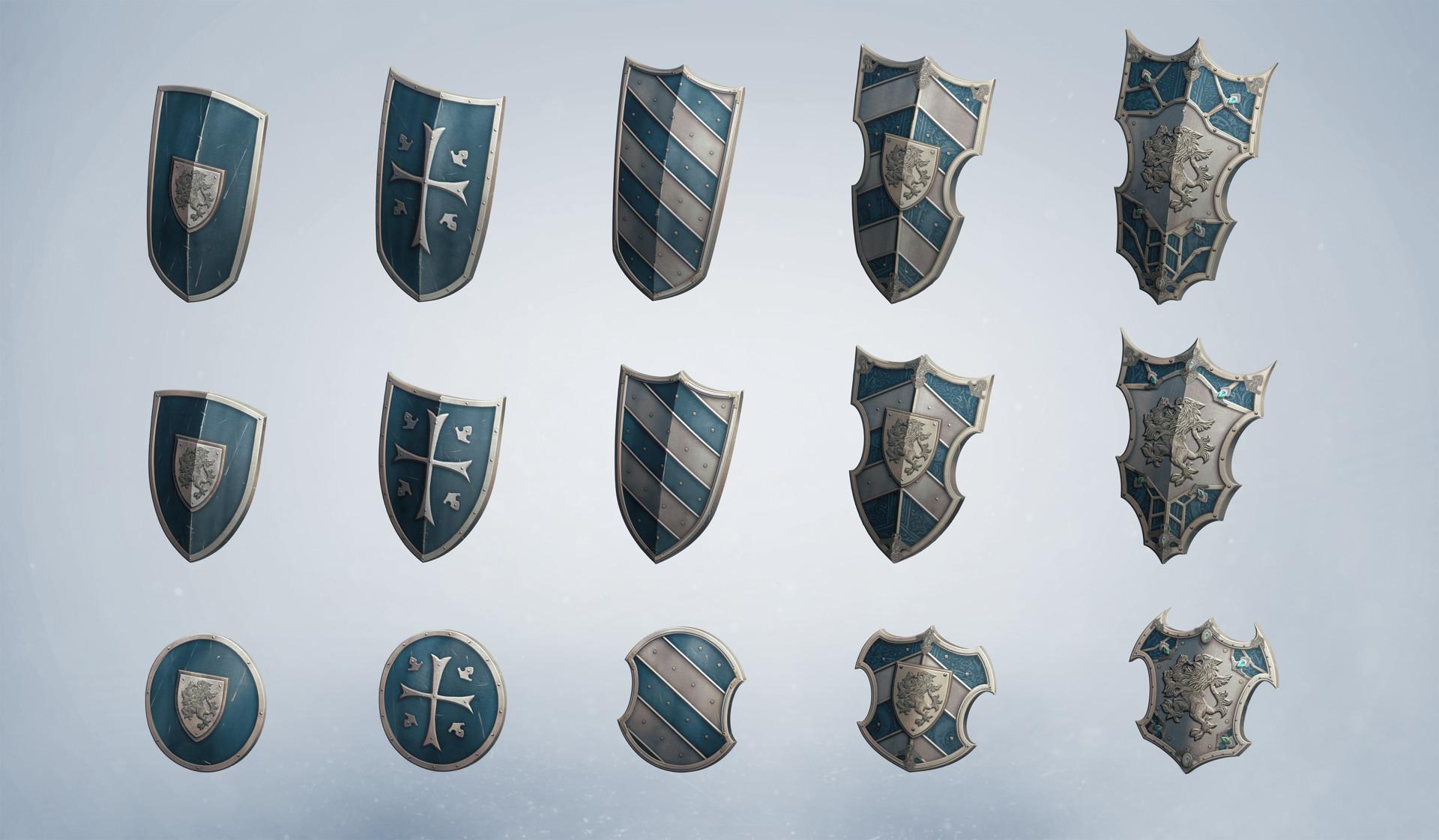 George k shields pack 1