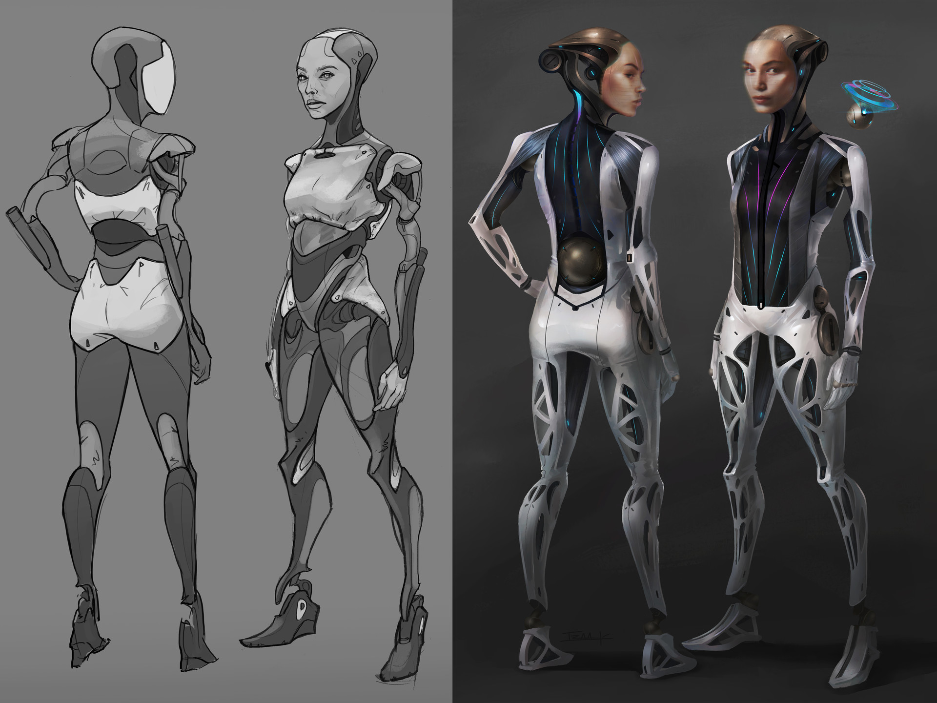 Izaak moody android progress